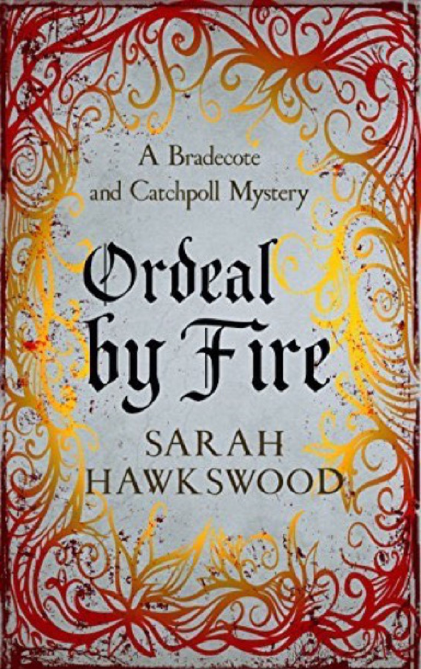 Book cover of Ordeal by Fire