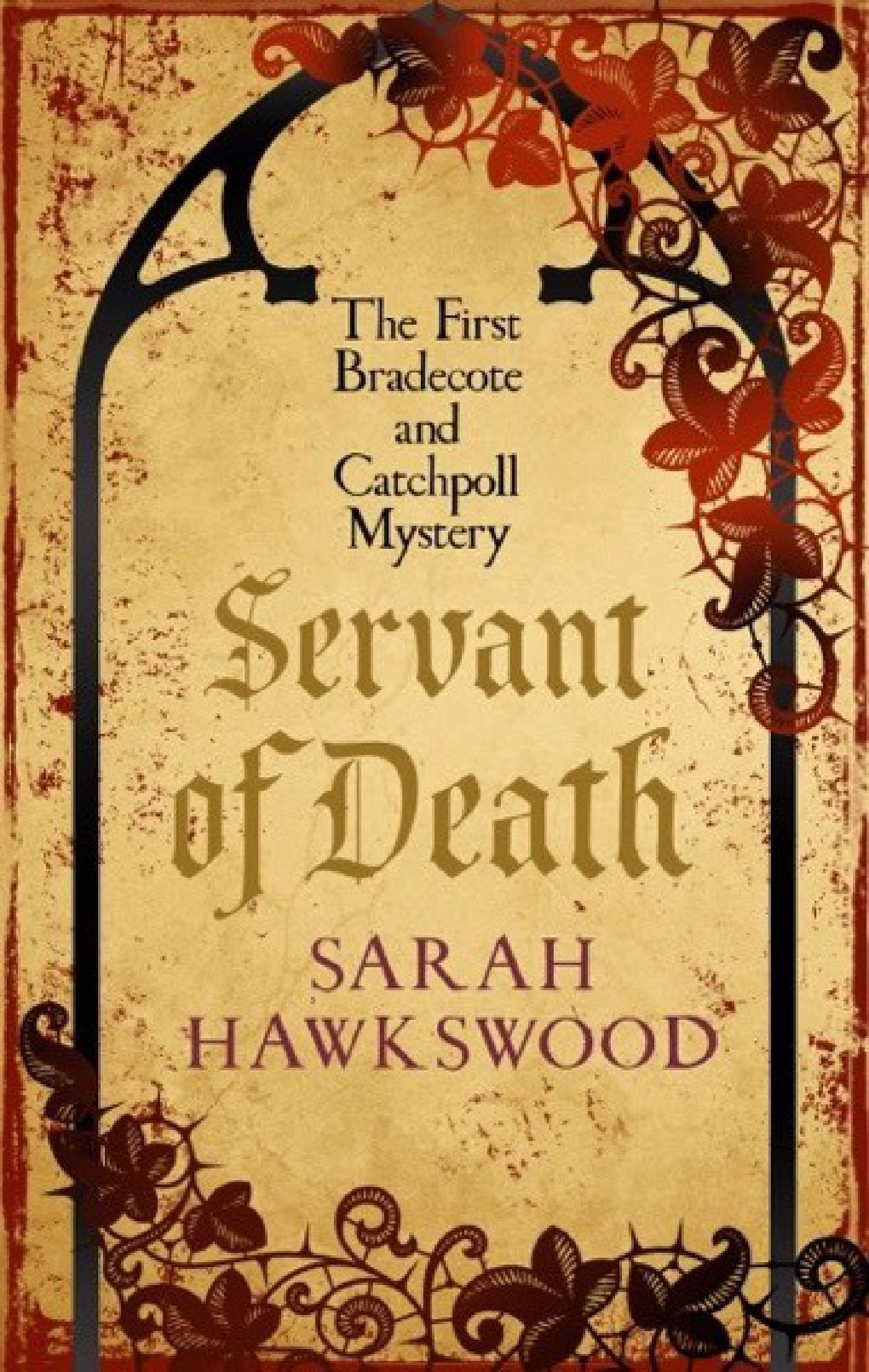 Book cover of Servant of Death